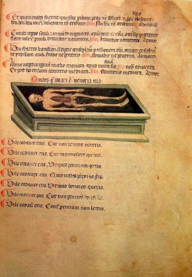 Partition originale 'Ad mortem festinamus' 2/2, f.XXVIIr