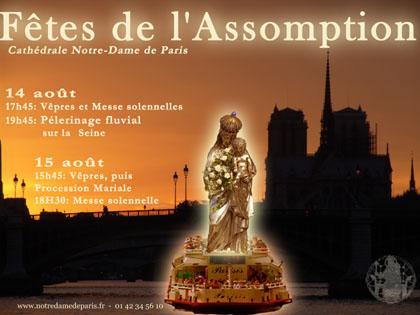 Assomption 2013, Paris 14 août (1)