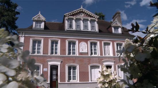Les Buissonnets, maison familiale des Martin à Lisieux