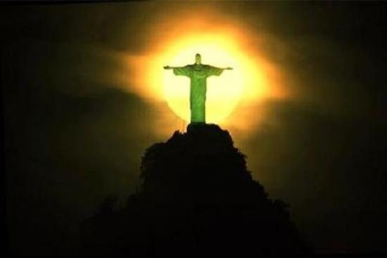 Christ Rédempteur de Rio (Brésil)