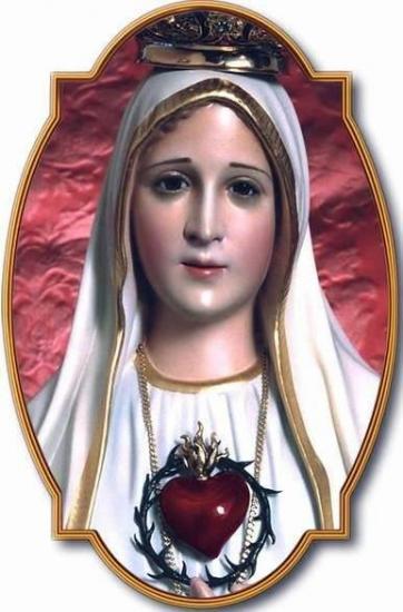 Coeur Douloureux et Immaculé de Notre-Dame de Fatima