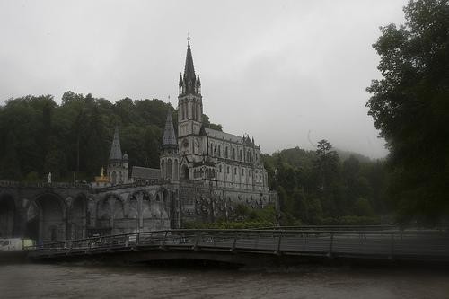 Crues de Lourdes, 18 juin 2013, parousie.over-blog.fr