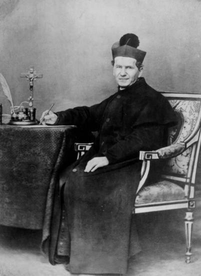 Don Bosco assis écrit,parousie.over-blog.fr