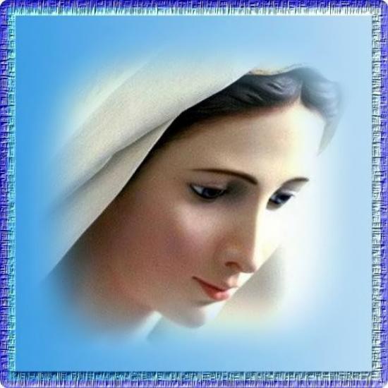Sainte Gospa, Marie Reine de la Paix