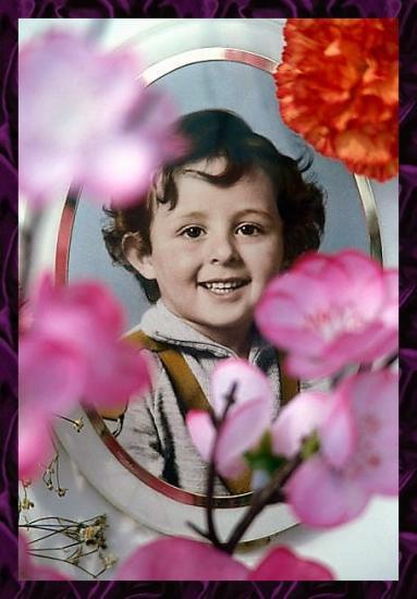 Grégory Villemin, enfant martyr né à Saint-Dié-des-Vosges le 24 août 1980