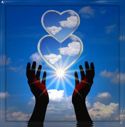 Coeurs vers le ciel