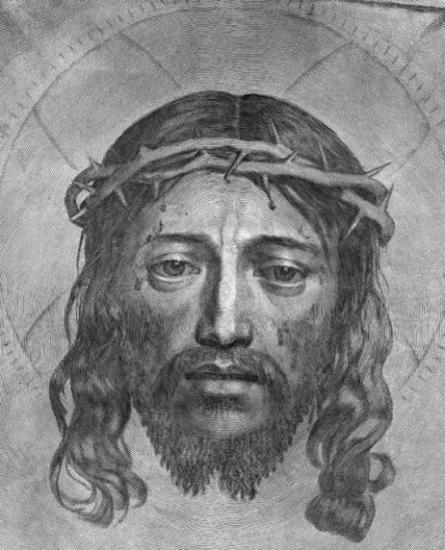 Sainte-Face, par Mellan