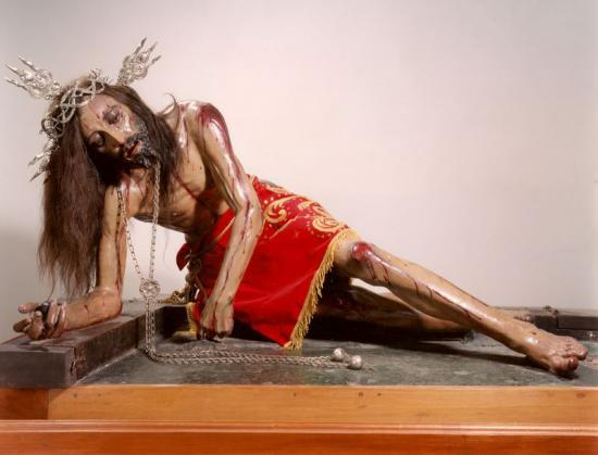 Christ gisant