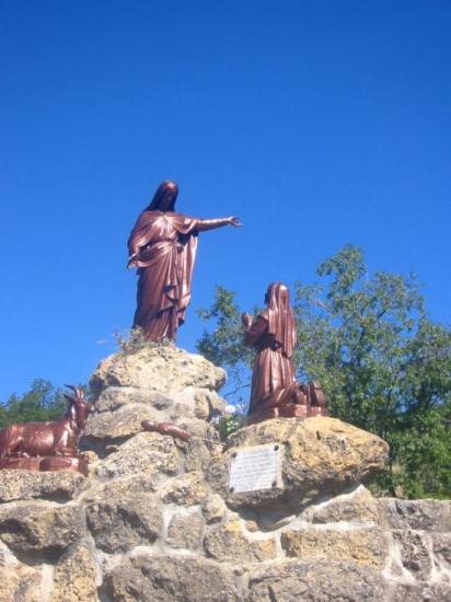 Notre-Dame du Laus, Gap