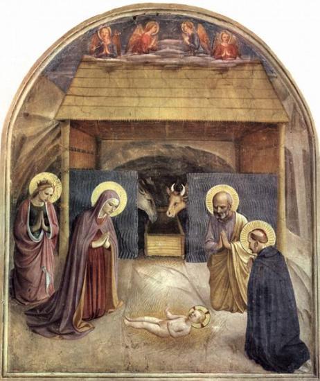 Adoration de l'Enfant-Jésus
