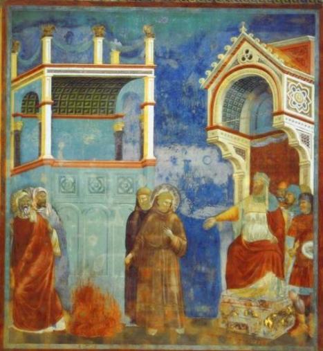 Saint-François et le sultan