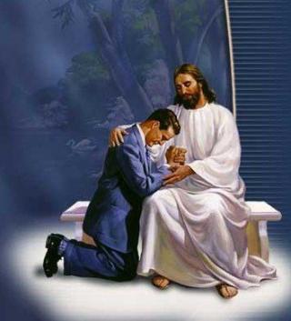 Jésus, Tendresse et Pardon