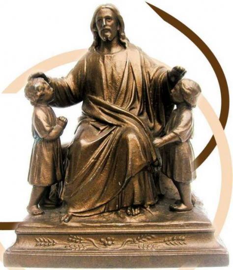 Le Christ aime l'innocence