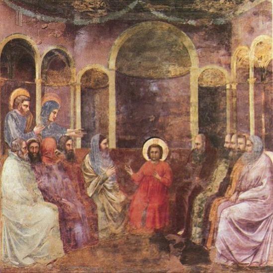 Recouvrement de Jésus