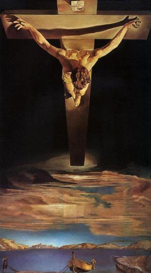 Christ de Dali