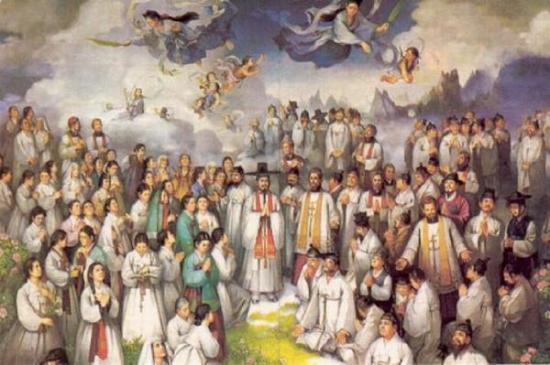Martyrs de Corée