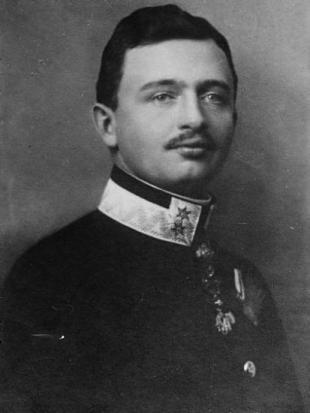 Bienheureux Charles 1er d'Autriche