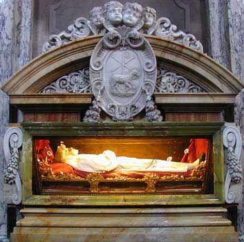 Sainte Imelda Lambertini