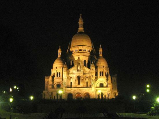Sacré-Coeur de Paris