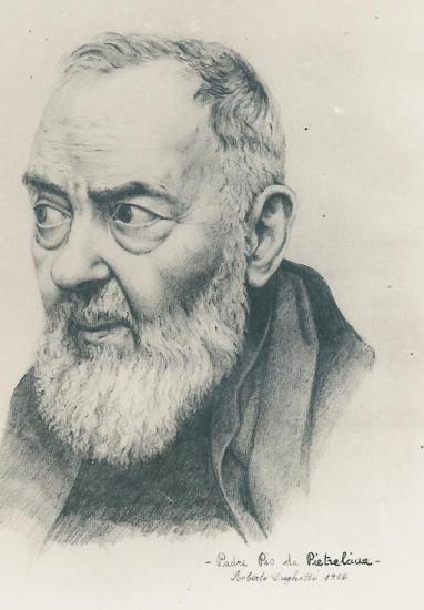 Francesco Forgione, le Saint Padre Pio