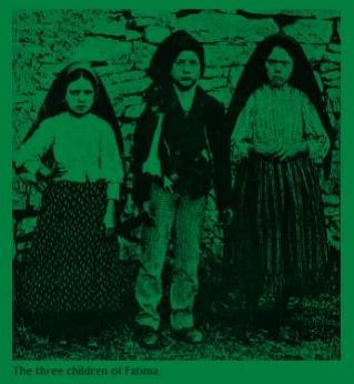 Les 3 pastoureaux de Fatima
