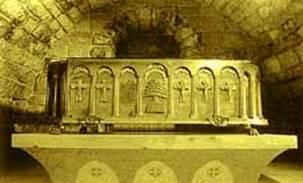 Tombeau de Saint-Charbel