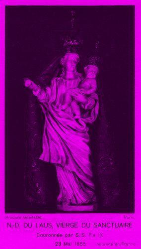 Notre-Dame du Laus, Refuge des pécheurs