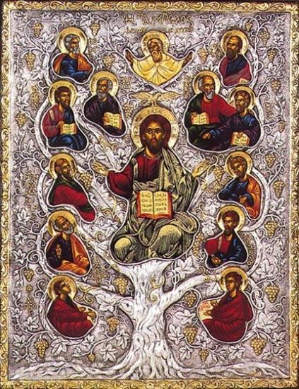Le Christ Vraie Vie
