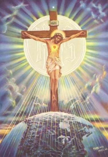 Jésus réellement présent dans l'Eucharistie