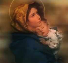 Marie et l'Enfant-Jésus