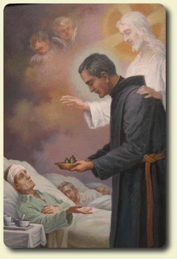 Saint-Jean de Dieu (João Cidade), fondateur de l'Ordre des Hospitaliers de Saint-Jean-de-Dieu