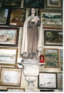 Sainte-Thérèse de Lisieux, Sanctuaire Notre-Dame de Laghet (06)