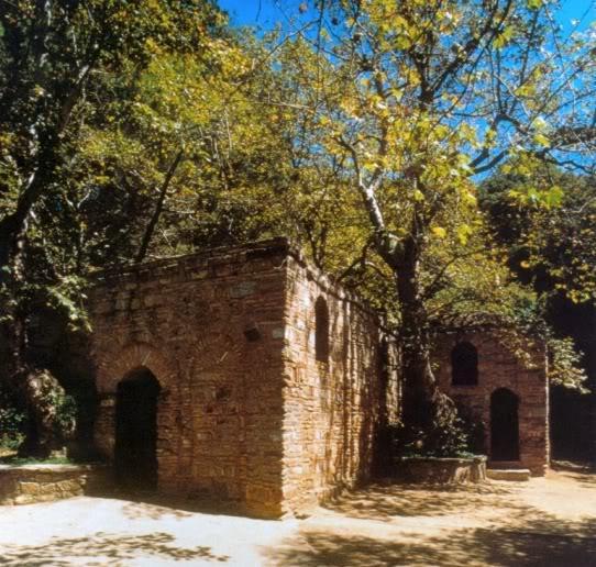 Sanctuaire Meryem Ana Evi, Maison de Marie à Ephèse