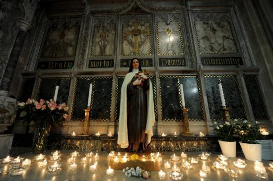 Sainte-Thérèse de Lisieux, paroisse Saint-Joseph (Angleterre)