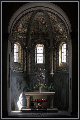 Mémorial de Saint Benno, Munich (Allemagne)