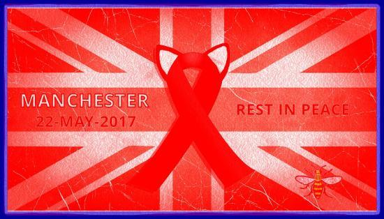Manchester, 22 mai 2017, reposez en paix
