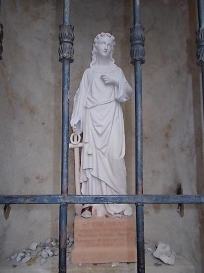 Sainte-Philomène, Moustiers Sainte-Marie (04)