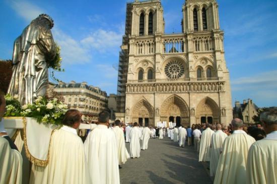 Assomption 2013, Paris 14 août (7)