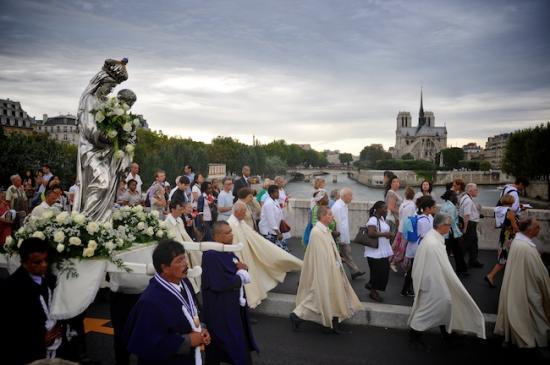 Assomption 2013, Paris 14 août (10)