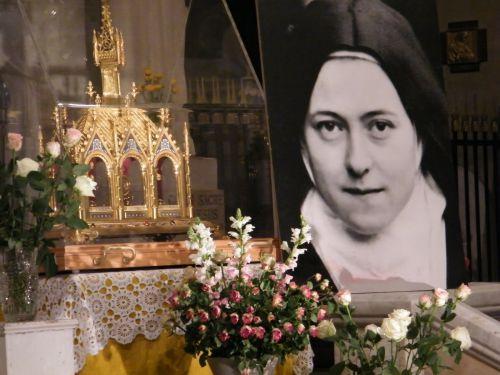 Reliquaire de Thérèse de Lisieux