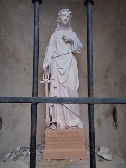 Sainte-Philomène 2, Moustiers Sainte-Marie (04)