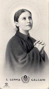 Petite Sainte-Gemma Galgani