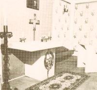 Chambre où est morte Sainte-Gemma Galgani