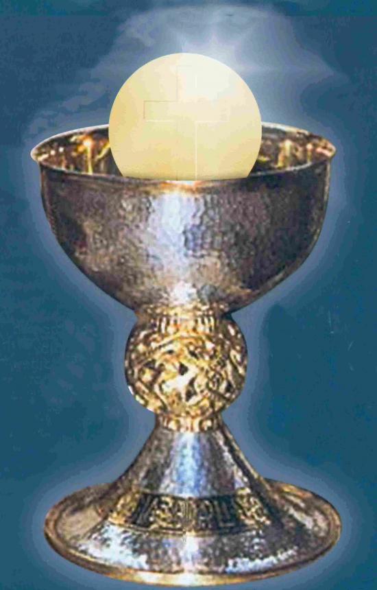 Sainte-Eucharistie, présence de Jésus