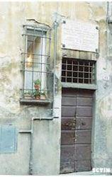 Maison où est morte Sainte-Gemma Galgani