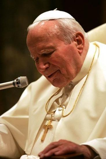 Très Saint-Père Jean-Paul II