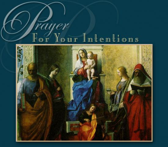 E-card for your intentions