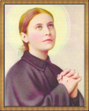 Sainte-Gemma Galgani, icône