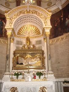 Dépouille du Saint Curé d'Ars