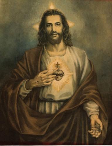 Sacré-Coeur de Jésus infiniment Miséricordieux